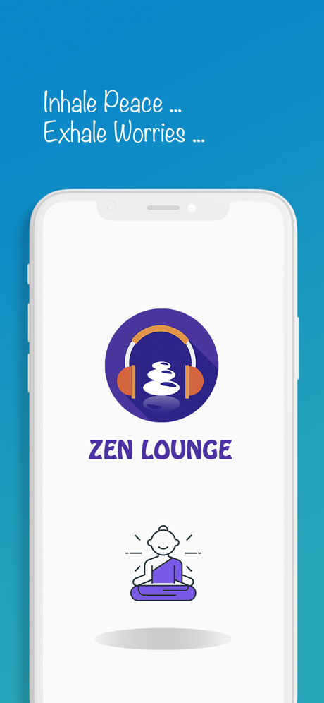 Zen Lounge: Meditation App