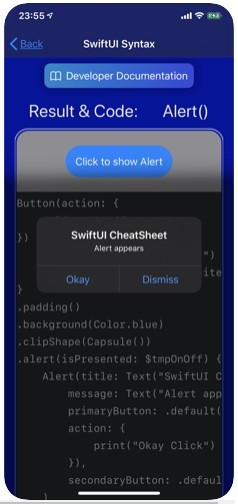 Cheat-Sheet for SwiftUI