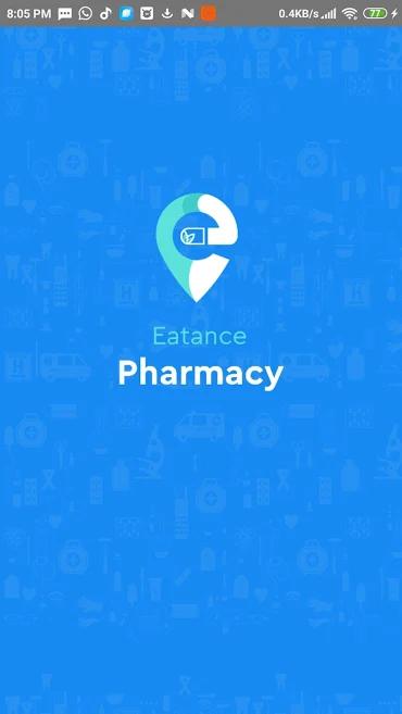 Eatance - Pharmacy App