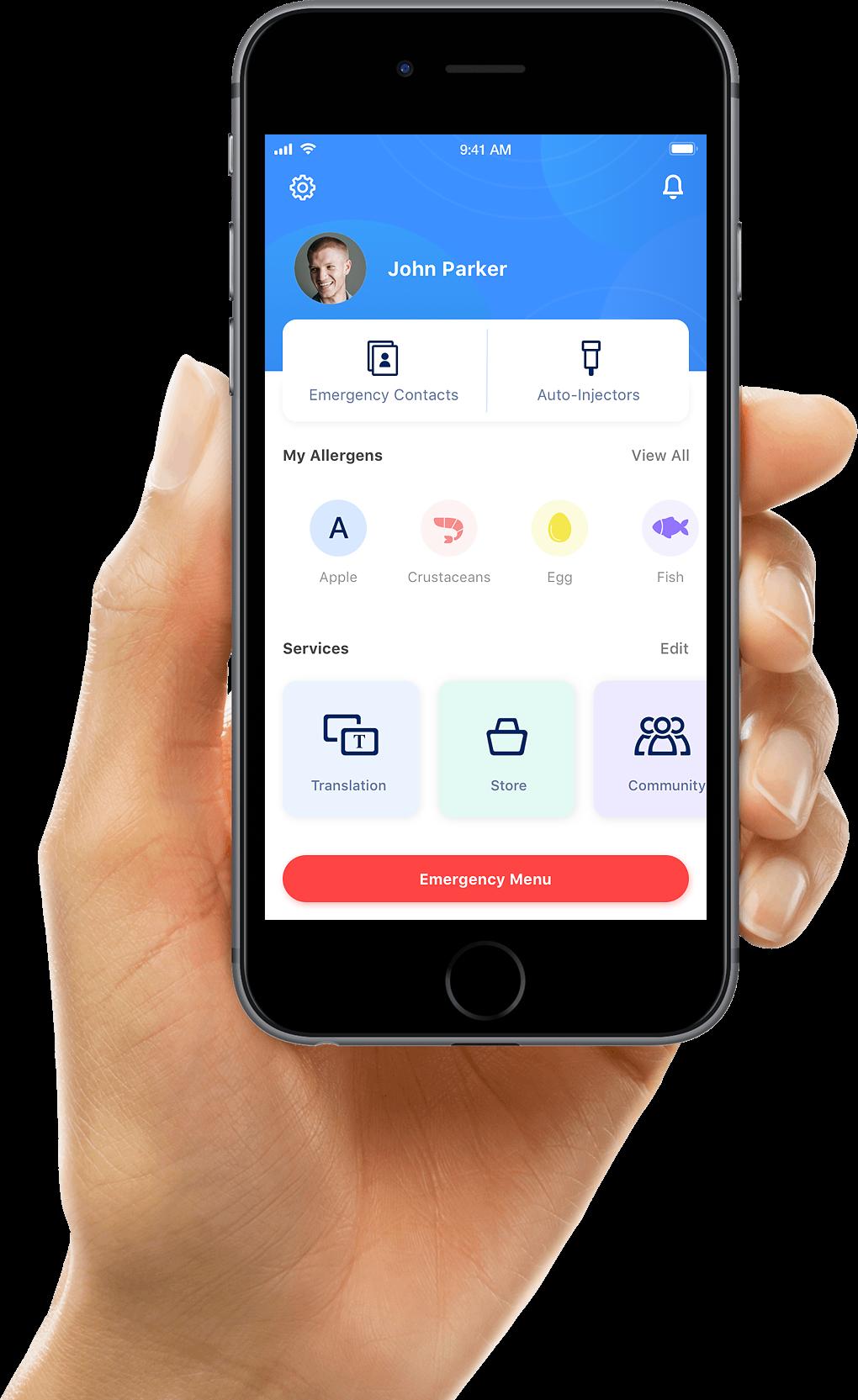 EpiCenter App | by AssureTech