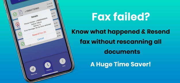 Fax from iPhone: Send fax eFax