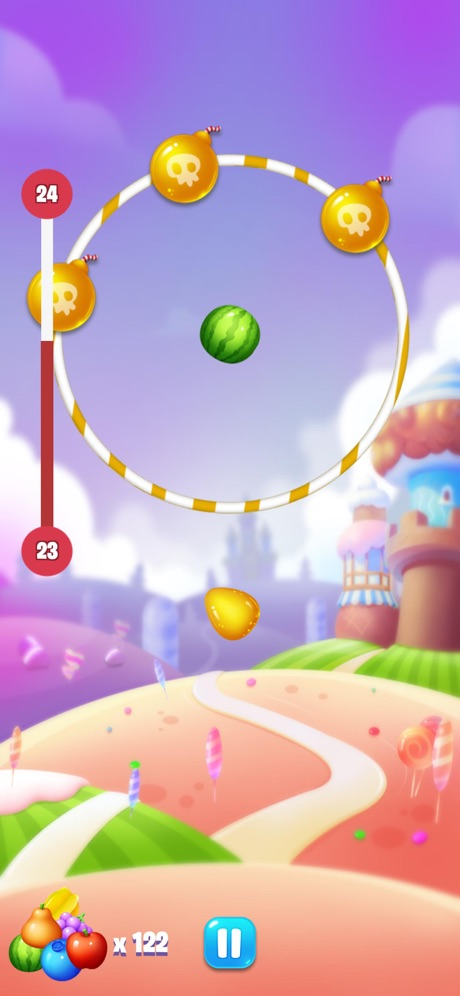 Jumpy Candy: Tap Jumper