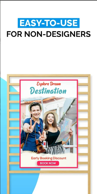 Poster Maker Flyer Design Template Graphic Creator