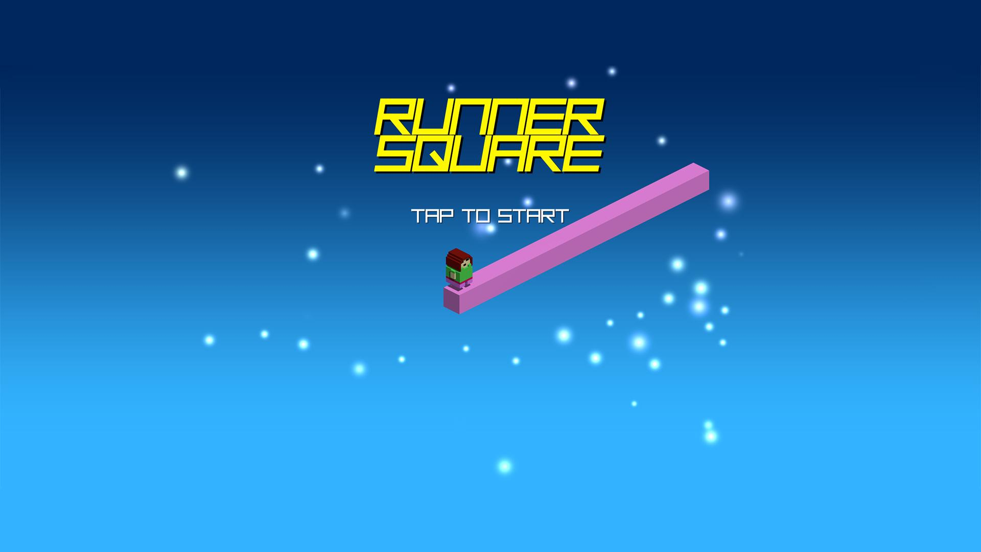 RUNNER SQUARE - Easy Play Funny Game 2020