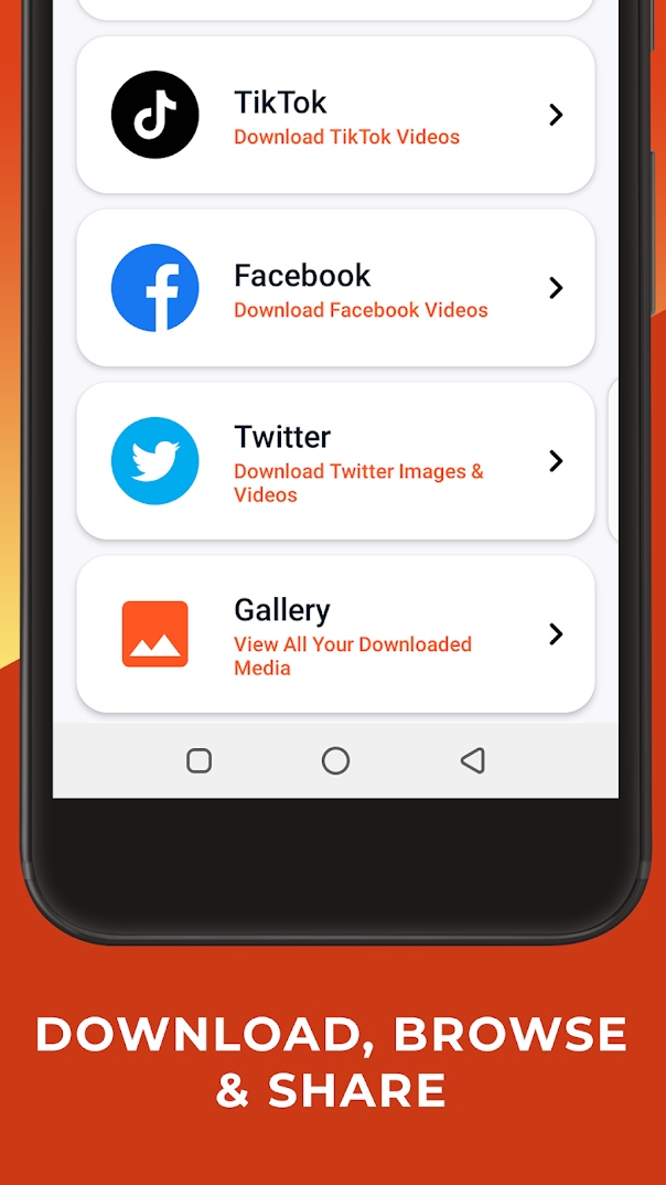 Tynzy Save Up - All in One Status Saver Downloader