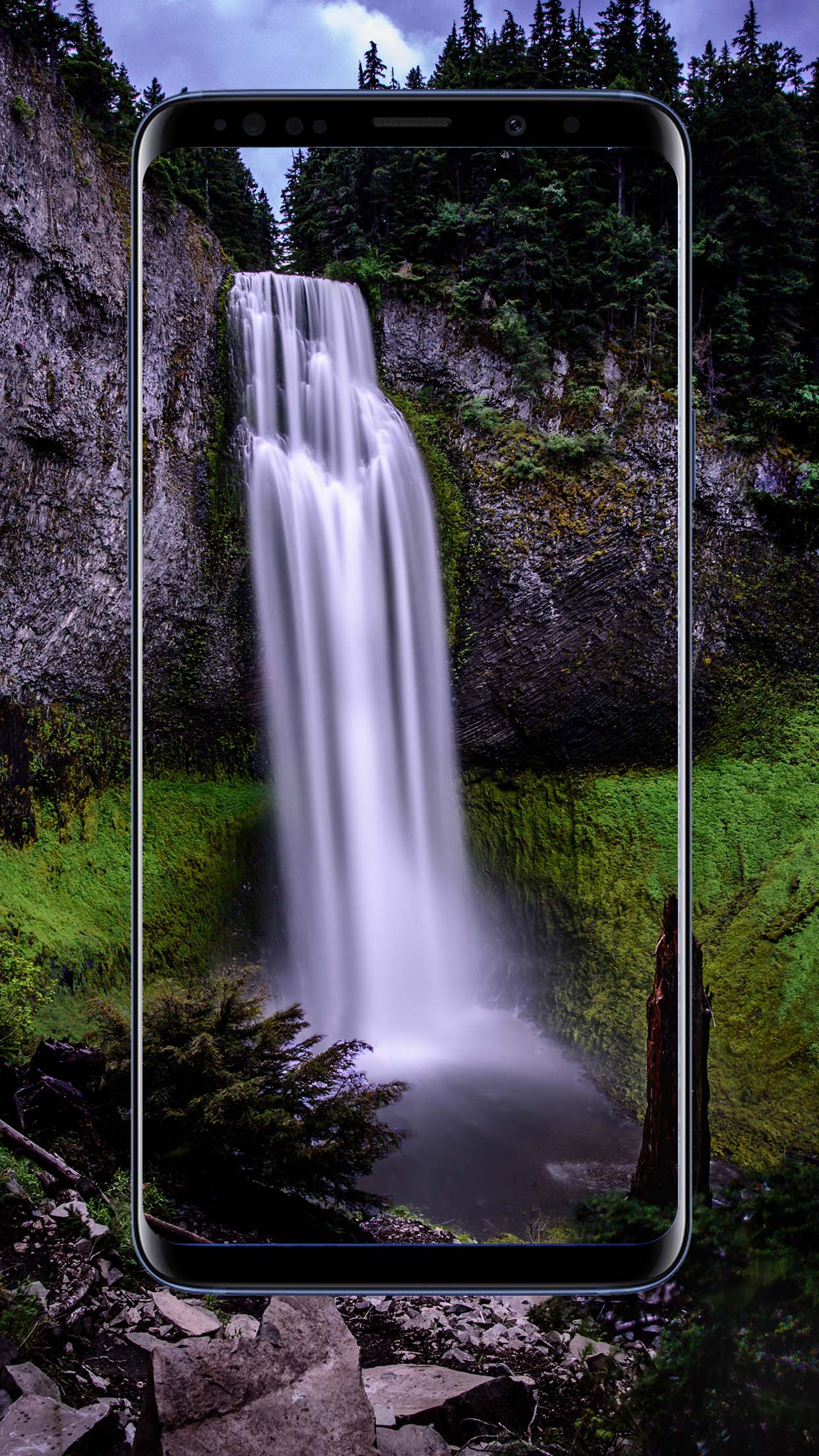 Waterfall Wallpapers and Backgrounds