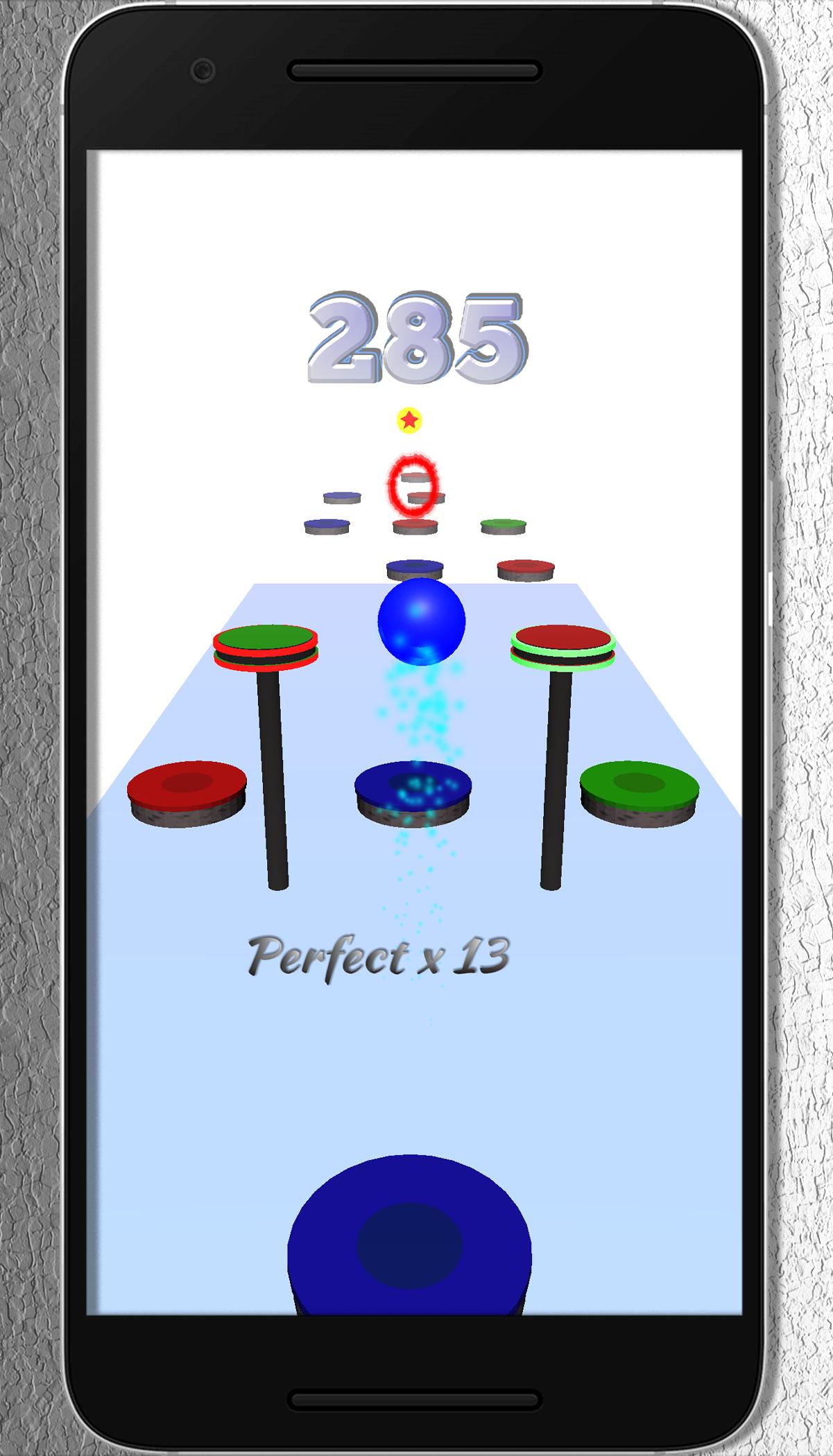 Bouncing Ball 3D
