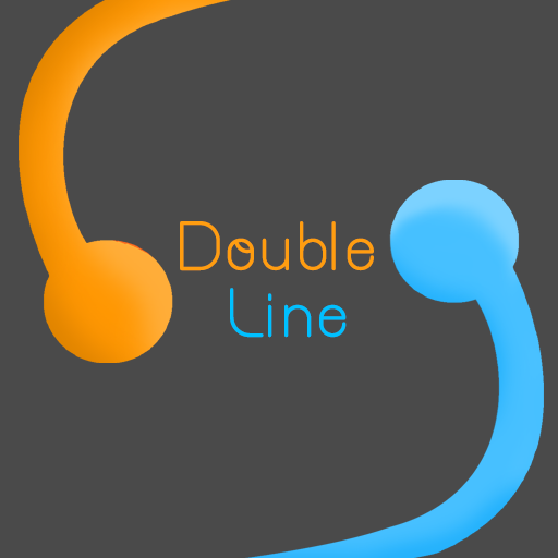 Double Line : 2 Player Games