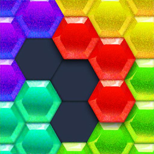 Glitter Blitz - Blocks Puzzle