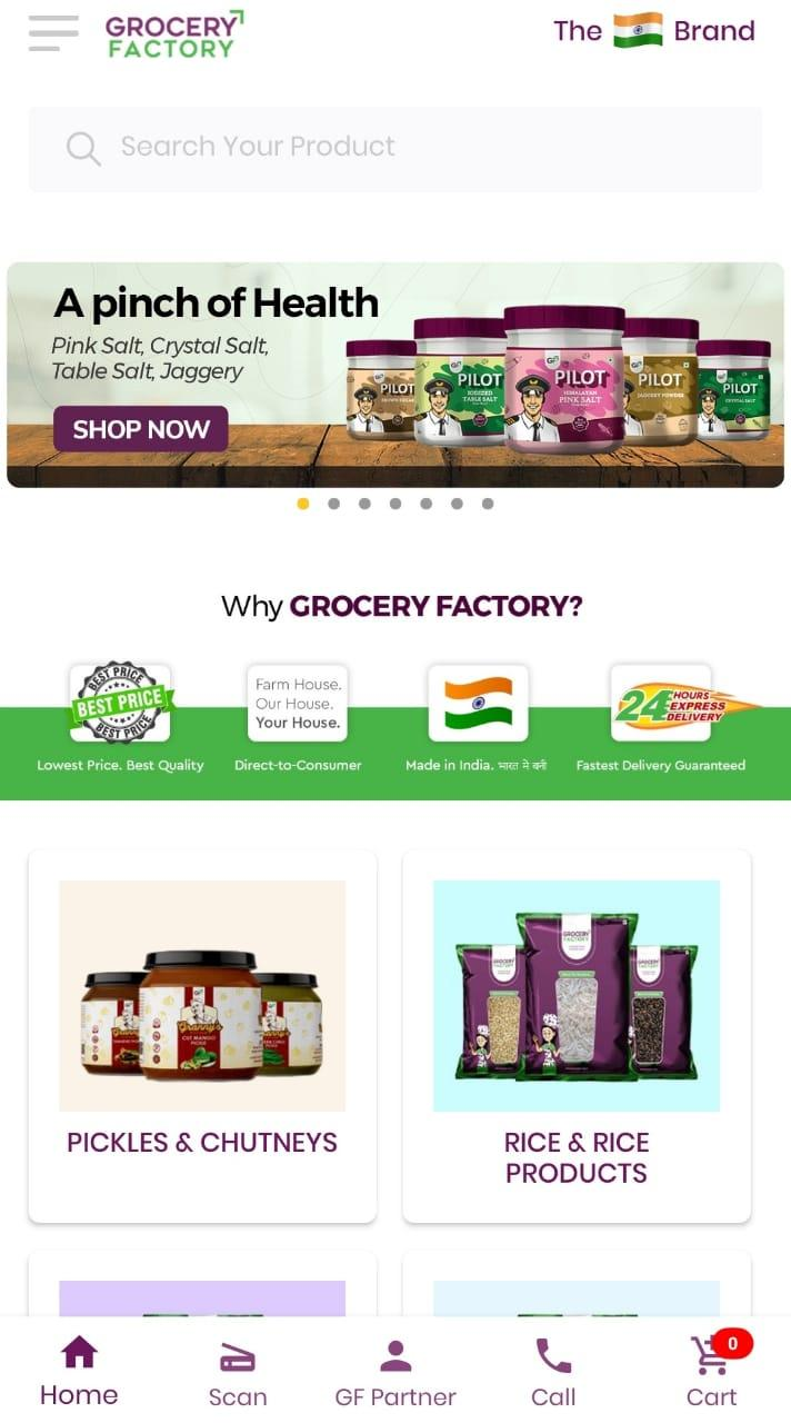 Groceryfactory