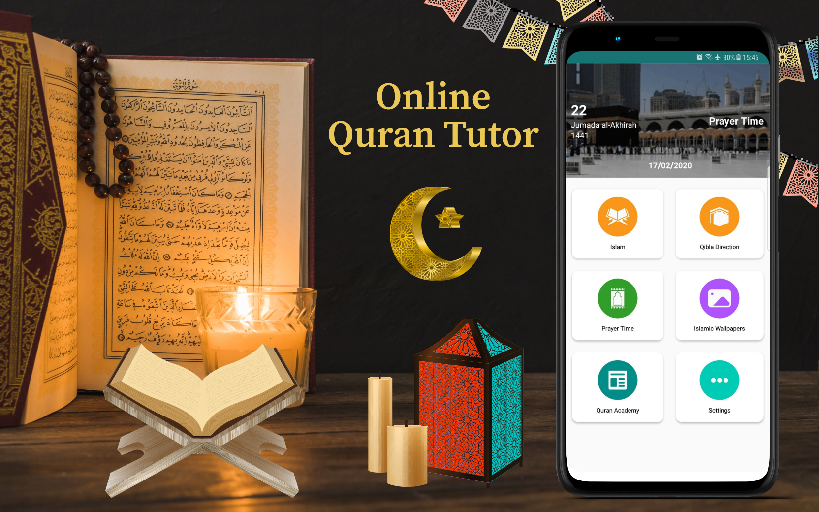 Learn Quran Online: Islam & Quran Learning