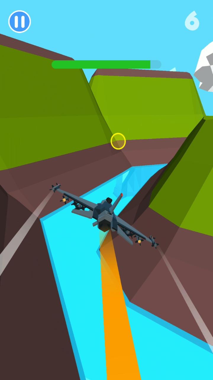Plane Run