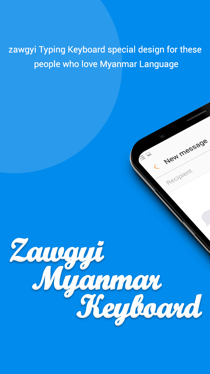 Zawgyi Myanmar Keyboard, Zawgyi Font Keyboard