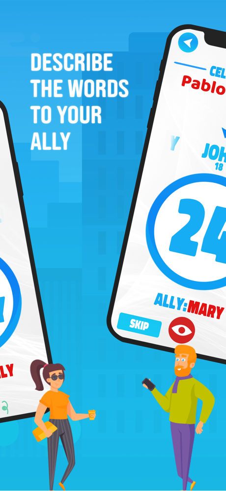 ALLY: Fun Social Charades Game
