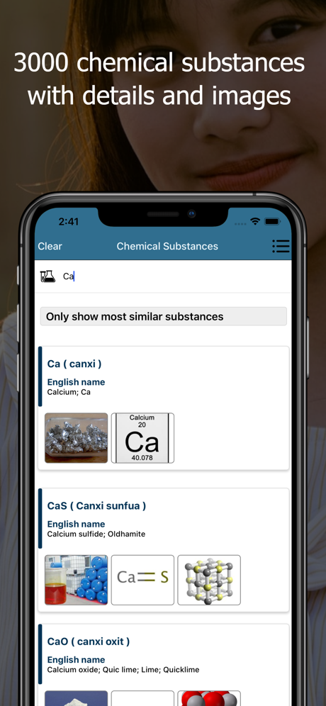 Chemical Equation Dictionary