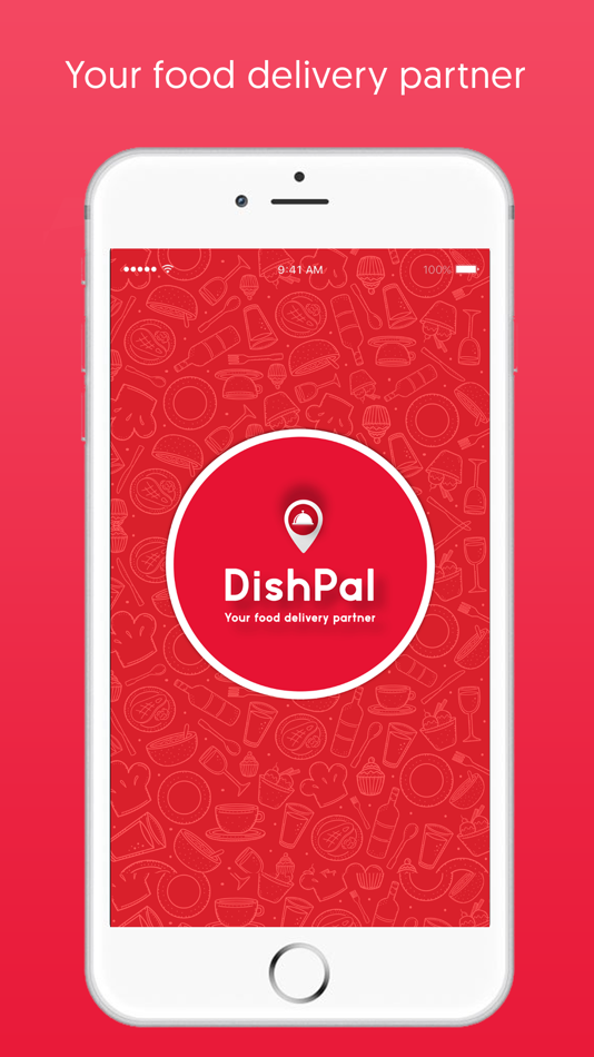 DishPal - Restaurant Finder App