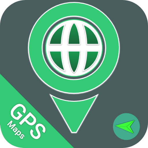 GPS Satellite View Maps, Live Traffic & Navigation