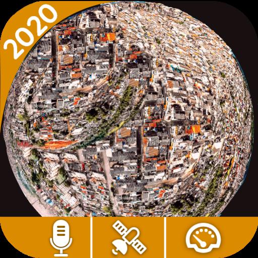 Live GPS Earth Camera Maps, Traffic & Navigation