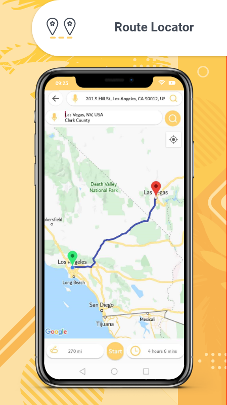 Live GPS World Maps & Traffic Route Finder