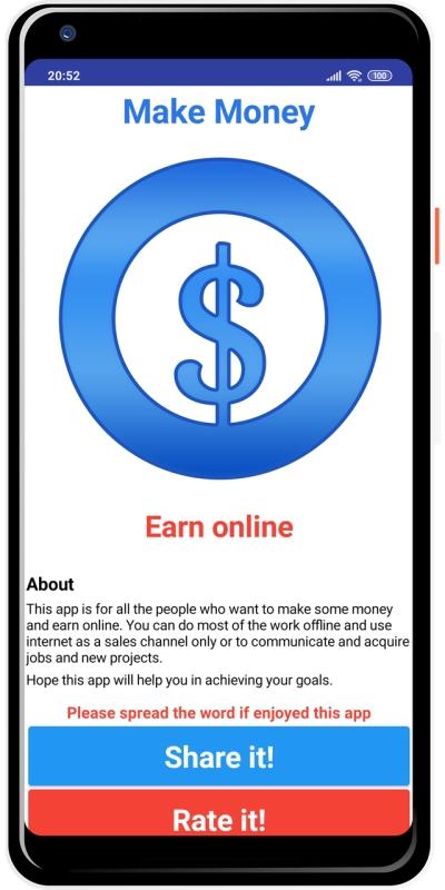 Make Money Earn Online