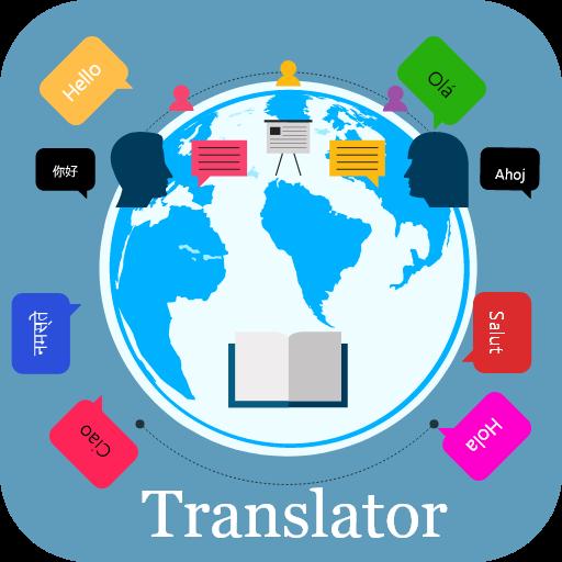 My Language Translator: Voice, Camera Translation