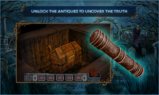 Adventure Mystery Escape - Curse of the little one
