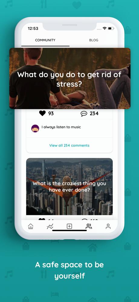 Chiku – Journal & Mood Tracker