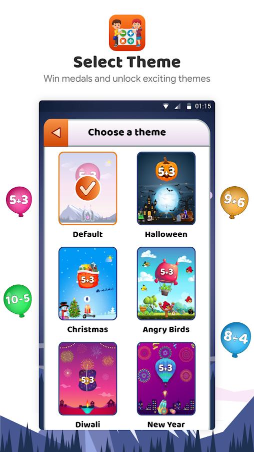 Kids Math App: New way of learning Maths