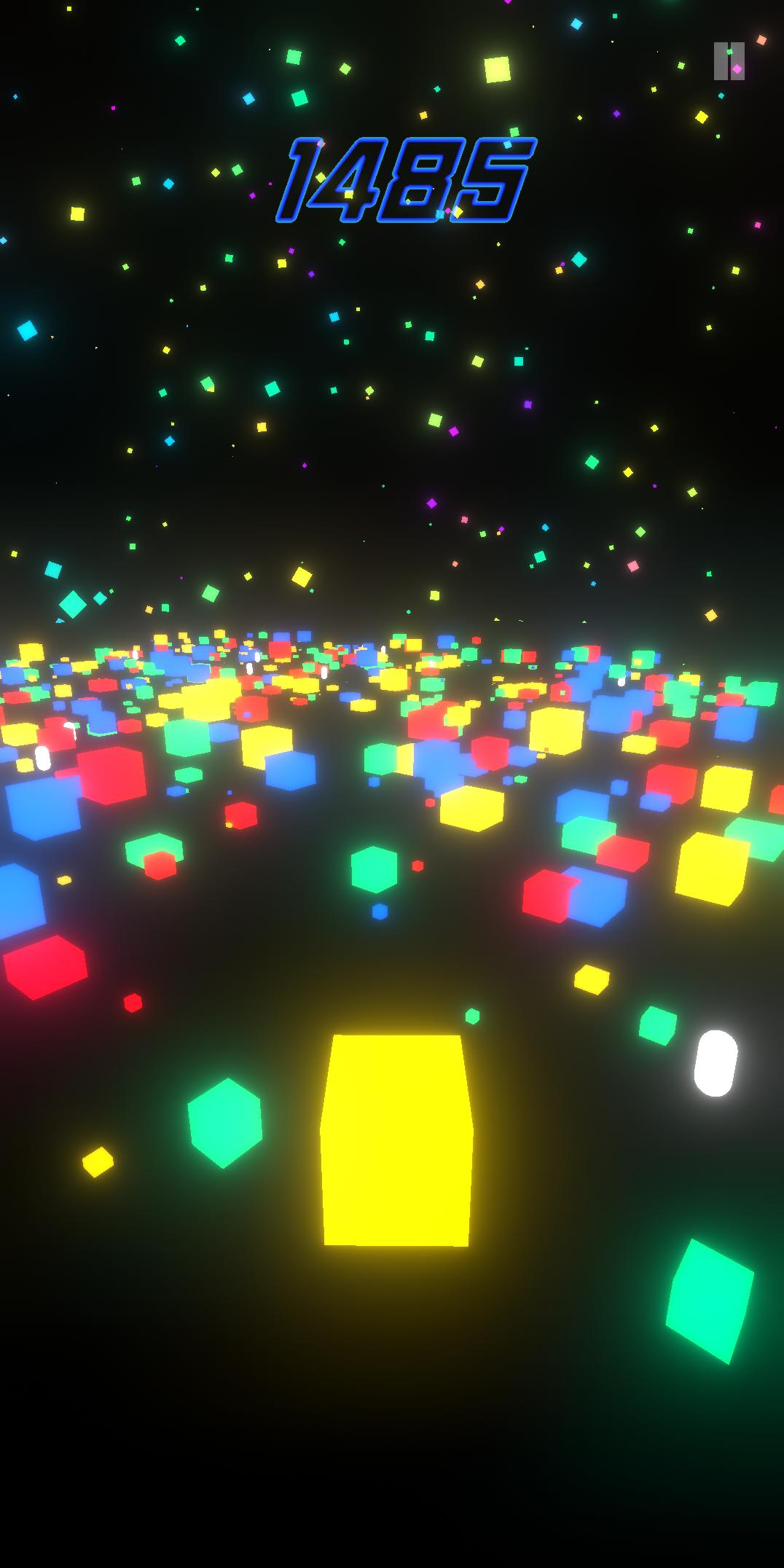 Neon Cubix