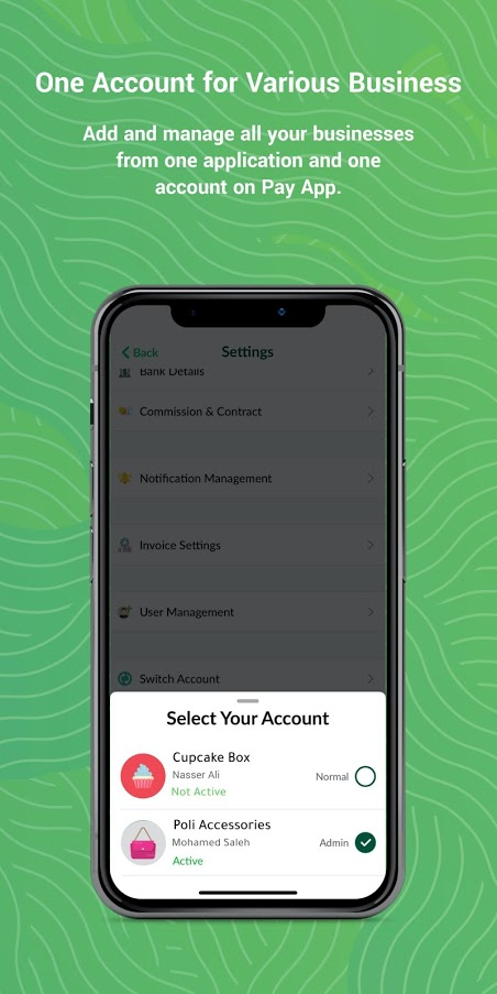 Payapp: Bill generation app