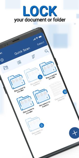 QuickScan - PDF Scanner App