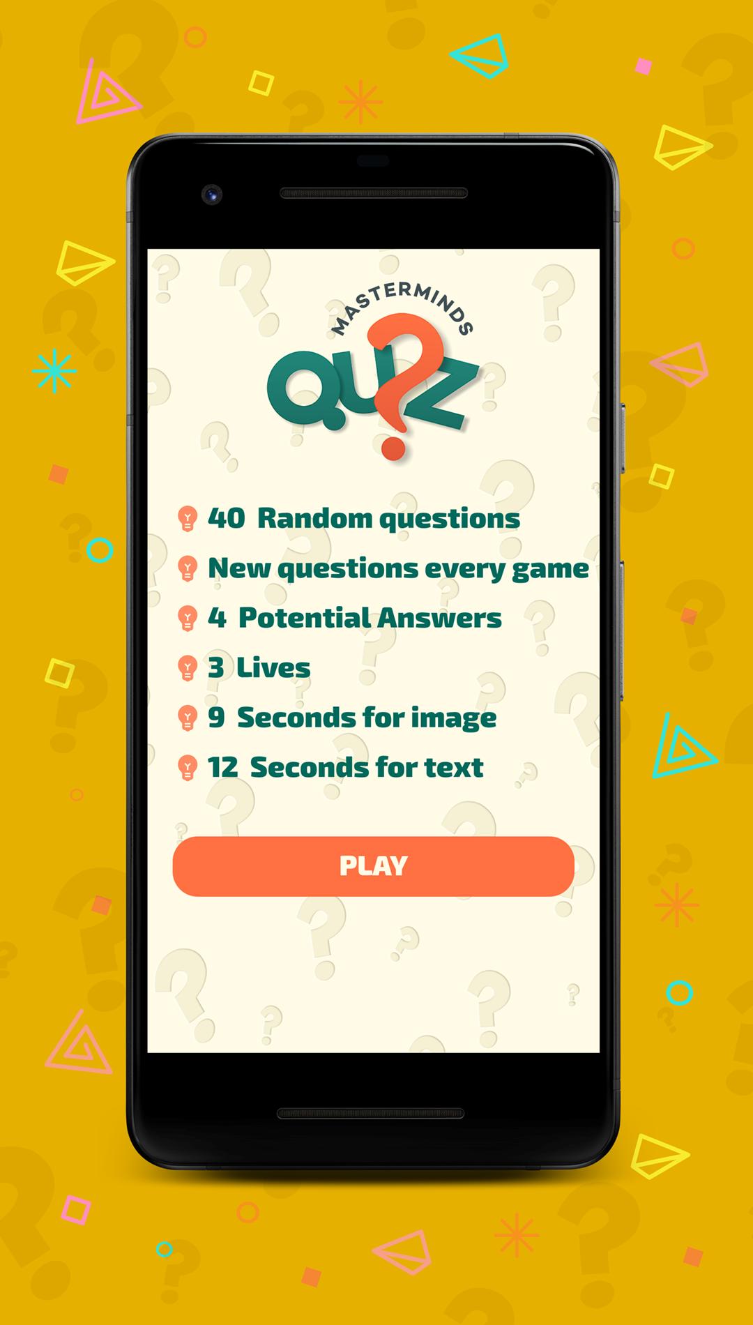 Quiz: Masterminds