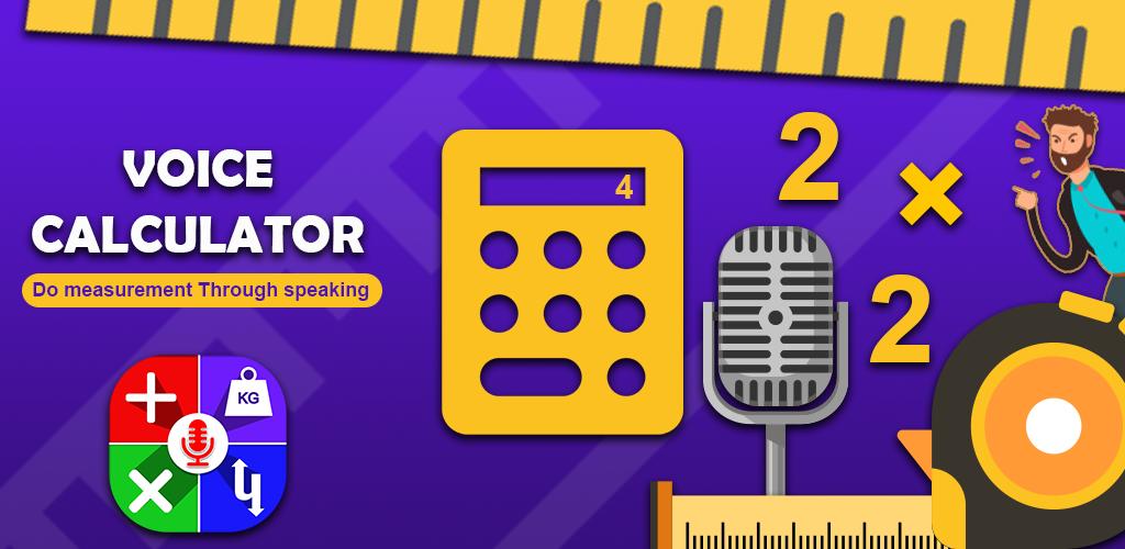 Voice Calculator & Unit Converter 2020
