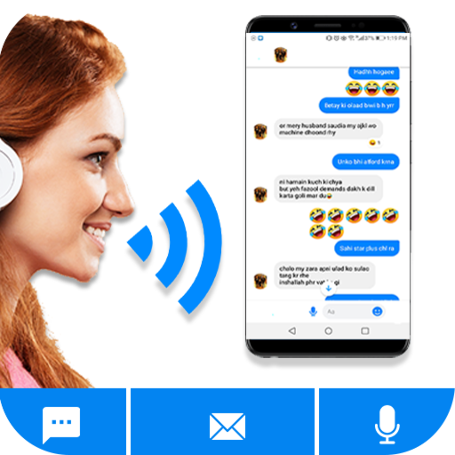 Voice Message & Voice to Text Translator