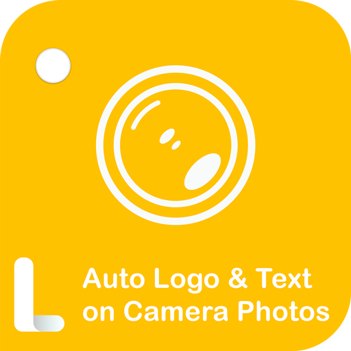 Add auto logo watermark & copyright logo on photo