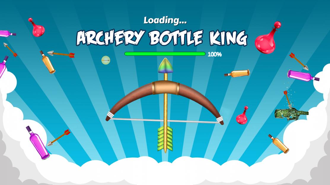 Archery Bottle King