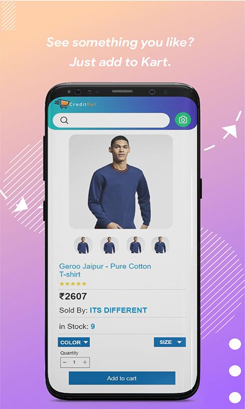 CreditKart - Aapki Online Udhaar ki Dukaan
