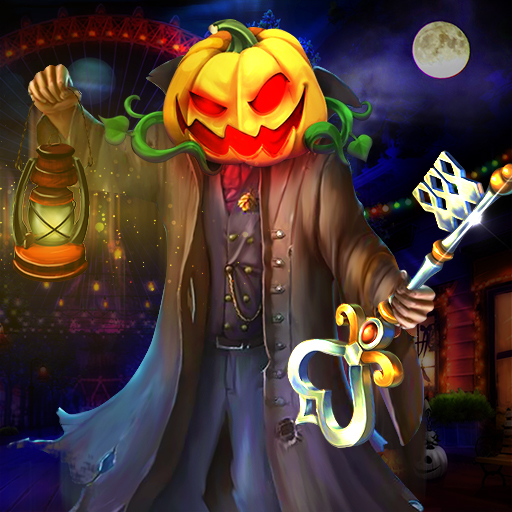 Halloween Party Escape 2020 - Adventure Level Game