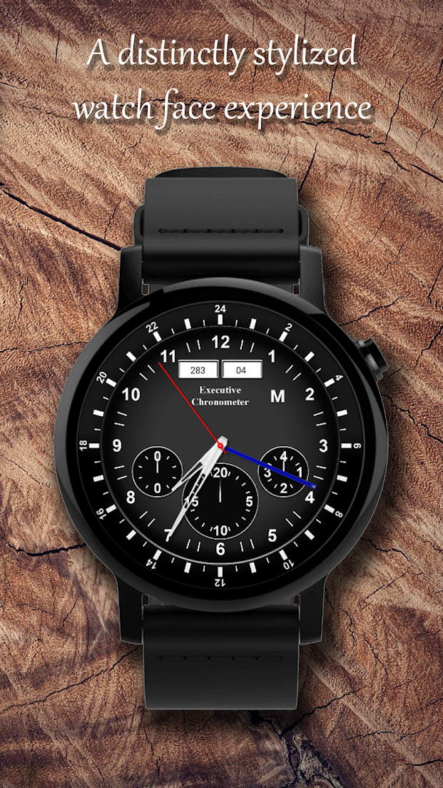 Courser Classic Watch Face