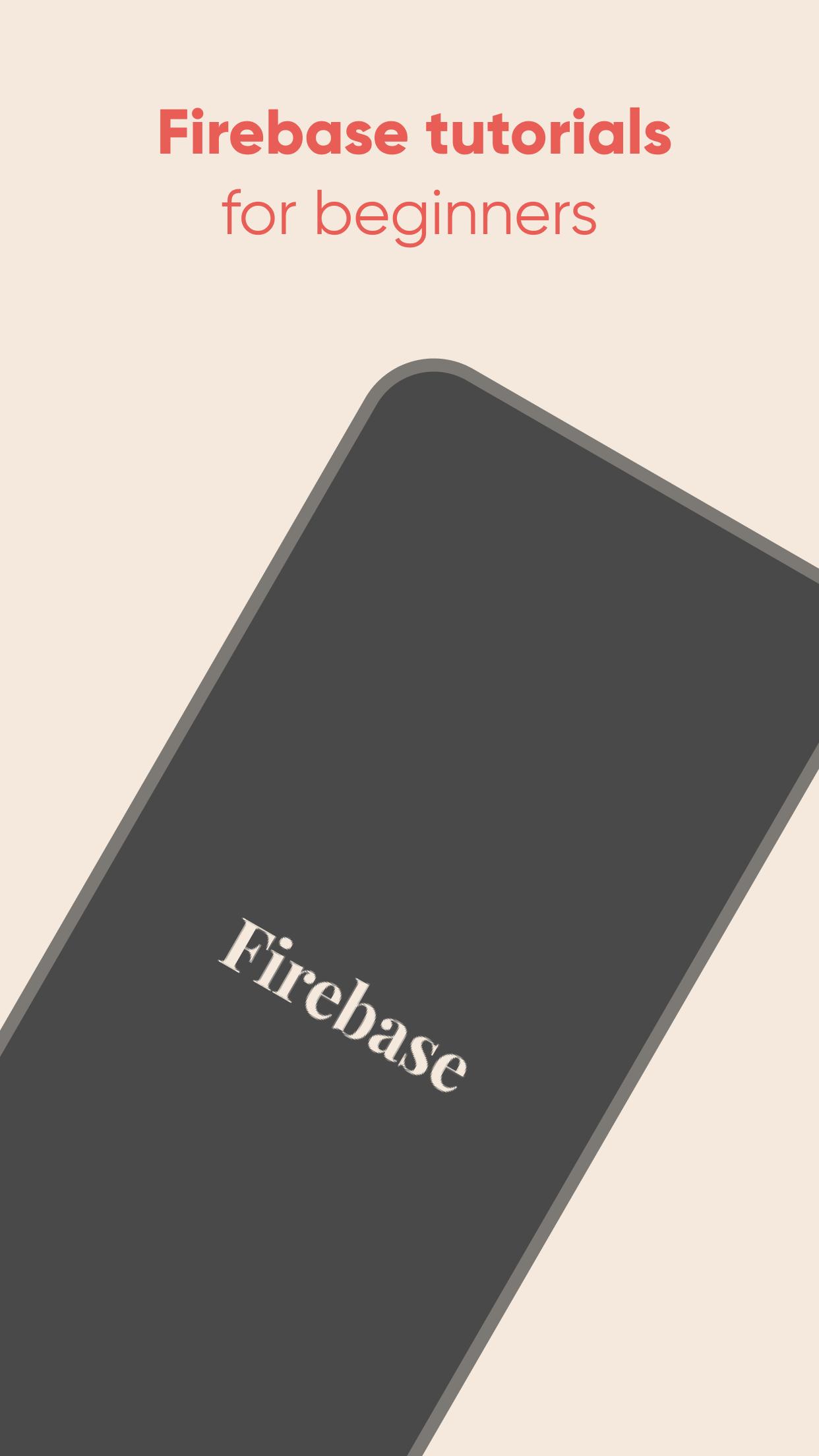 Learn Firebase