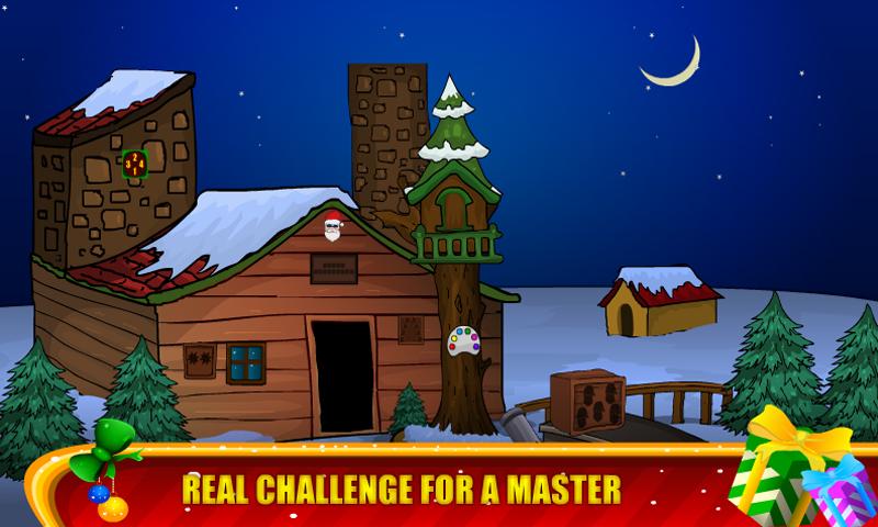 Christmas Escape Games:50 Room Escape Games 2021
