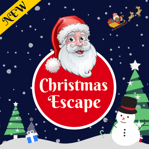 Christmas Escape Games:50 Room Escape Games 2021