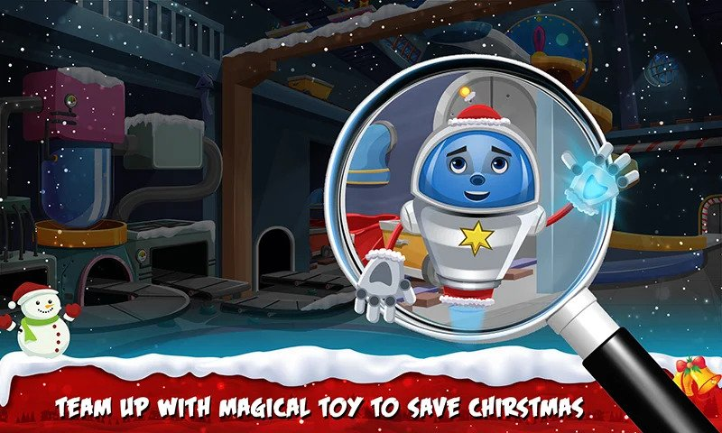 Christmas Room Escape - Journey of little santa