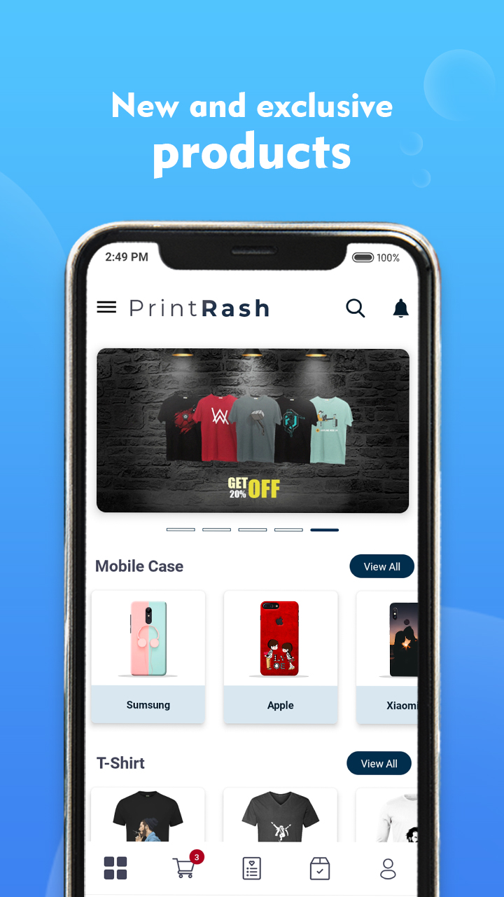 Printrash : All Printing Solution in Your Pocket