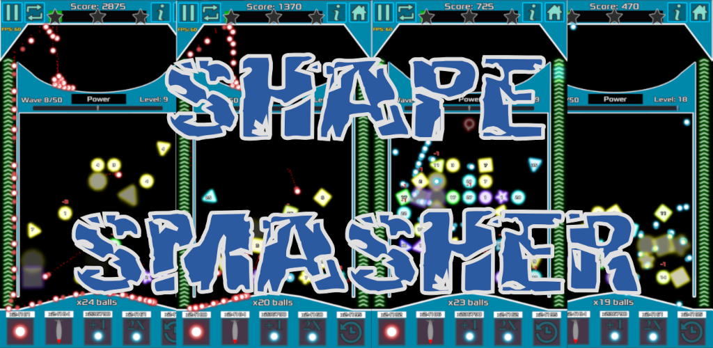 Shape Smasher