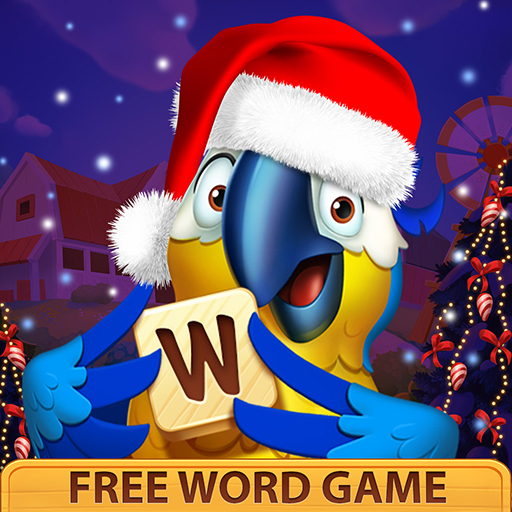 Word Farm Scapes: New Free Word & Puzzle Game