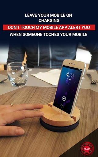 Anti Theft Alarm & Motion Alarm, Mobile Tracker