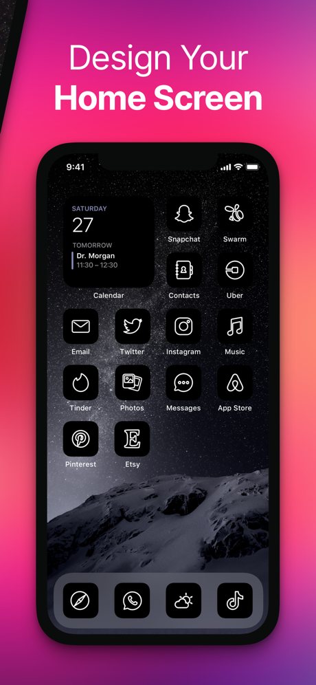 App Icons Customizer - Home Screen App Icon Covers