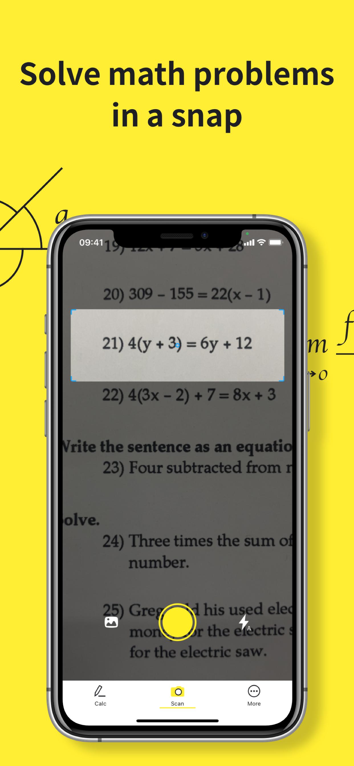 Camera Math