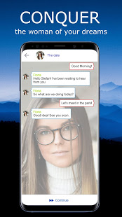 Fionas Secret - Chat Story Game